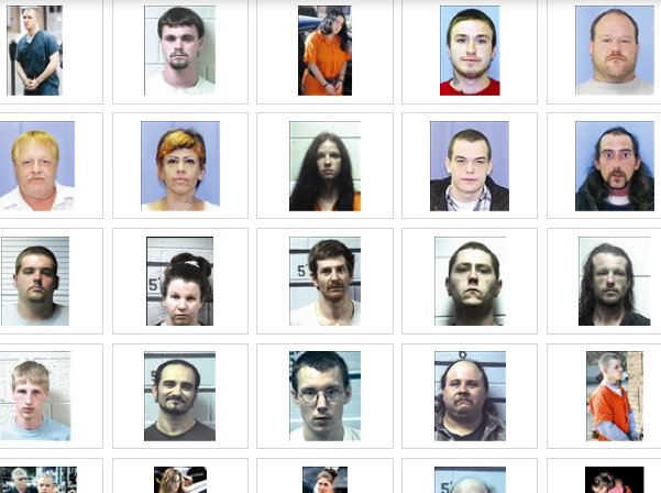 View the full gallery of suspects