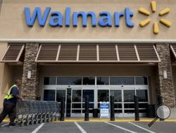 "Wal-Mart Stores Inc. says a ""technical error"" caused certain products to be priced absurdly low or high on its website earlier Wednesday morning."