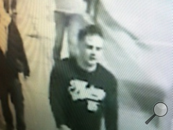 "Police are looking for this man ""of interest"" in connection with a fight downtown early Friday."