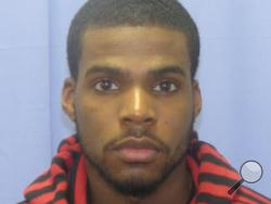 Police are looking for Samuel Andre Jeannot, 22, in connection with a Bloomsburg robbery.
