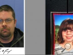 Police say Peter Tarbox, left, abducted Alexandria Long from Gordon on Thursday.