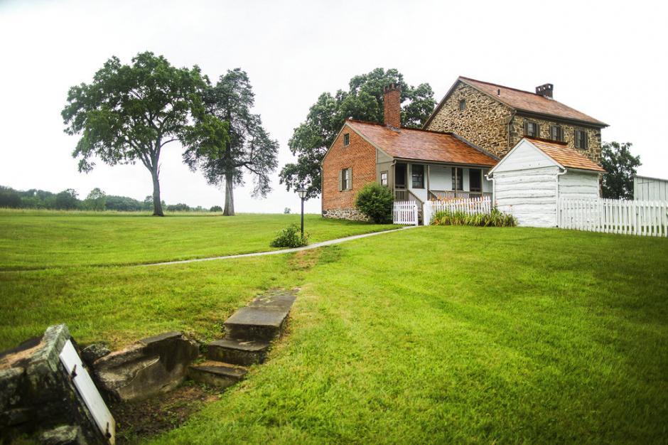 House That Survived Gettysburg Up For Overnight Visitors