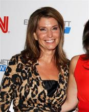 Atlanta police are investigating after a CNN anchor reported that her iPhone was snatched from her hand as she strolled down a street on Thursday, May 2, 2013. Police tell WSB-TV that Carol Costello was talking on the phone while walking when two teenagers ran up from behind and grabbed the phone. Costello said in a post on her Facebook page that she struggled with one suspect as she tried to keep her phone, but he pulled out a chunk of her hair and she let go. (AP Photo/Starpix, Amanda Schwab, file)