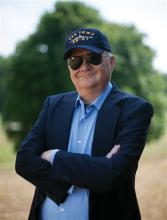 Author Tom Clancy is shown in this file photo.