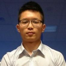 The profile picture posted to Hao Yang's LinkedIn account