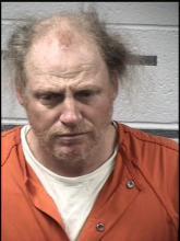 Suspect John Pierres Meyers, 44.