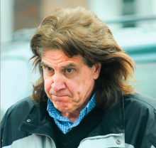 Gary Beveridge seen outside a previous court hearing. (Press Enterprise file photo)