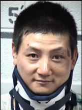 Ganmao Zhou, 38, New York City. (Photo courtesy Columbia County Prison)